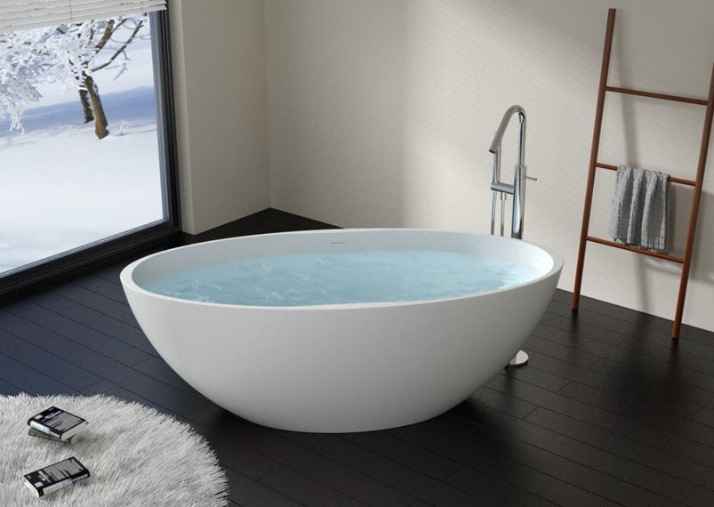 Luxury Freestanding Bathtubs | Badeloft USA | Decorating Ideas ...