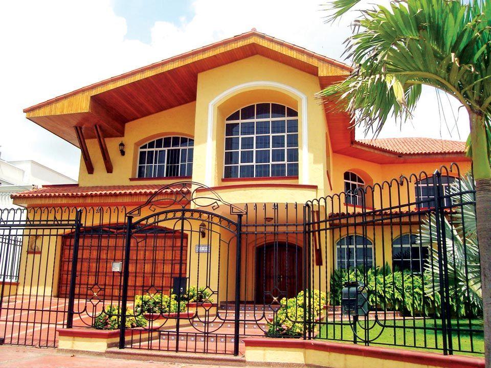 Ladrillos para fachadas casas buscar con google for Fachadas exteriores de casas de dos plantas
