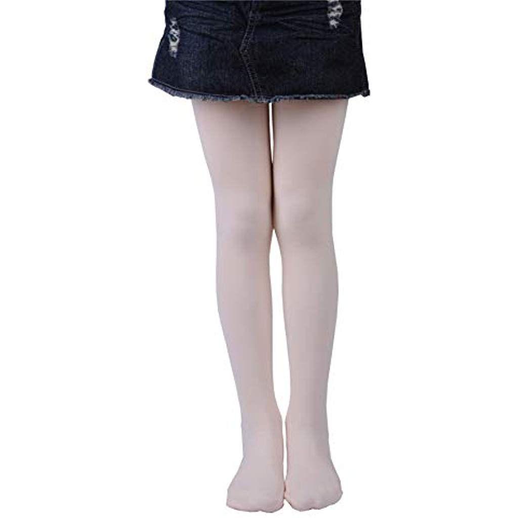 da ragazza Essentials Confezione da 3 collant in cotone