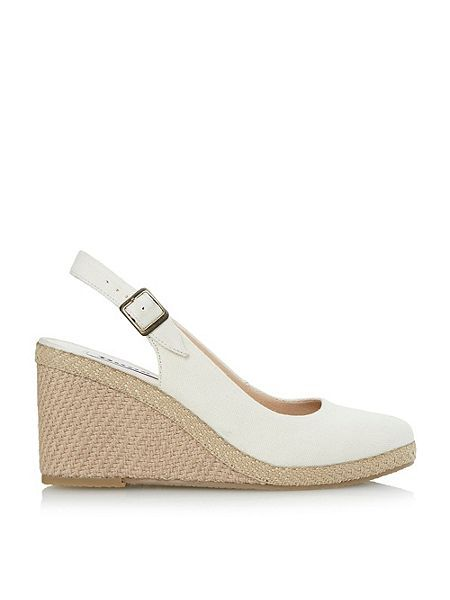 2bcce425d6d Karley closed toe espadrille wedge
