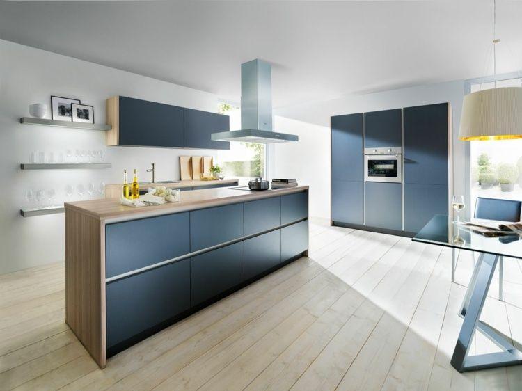 Pourquoi choisir une cuisine avec plan de travail bois House - Table De Cuisine Avec Plan De Travail