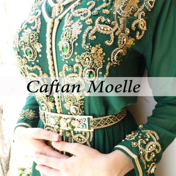 perlage caftan marocain  994cbe40bec