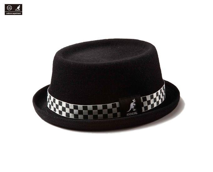 Kangol Pork Pie Hat  d873d10fb9b