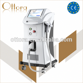 High energy Nd yag tattoo removal laser machine with tips