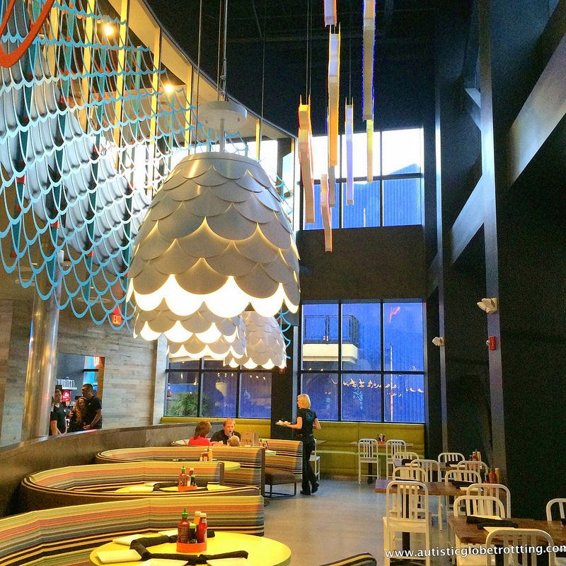 Cowfish Restaurant Universal City Walk Orlando Universal