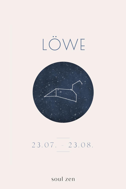 Sternzeichen Löwe – Eigenschaften & Charakter | sternzeichen ...