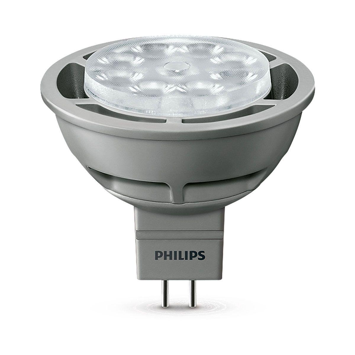 Philips Led Lamp Spot 35w Gu5 3 Dimbaar Led Led Lamp Lichtbundel