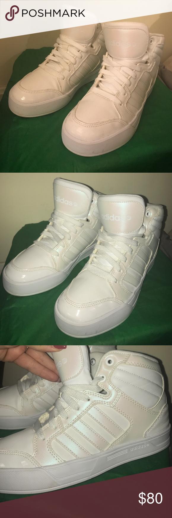 Adidas scarpe neo - etichetta appena indossato le adidas, adidas e