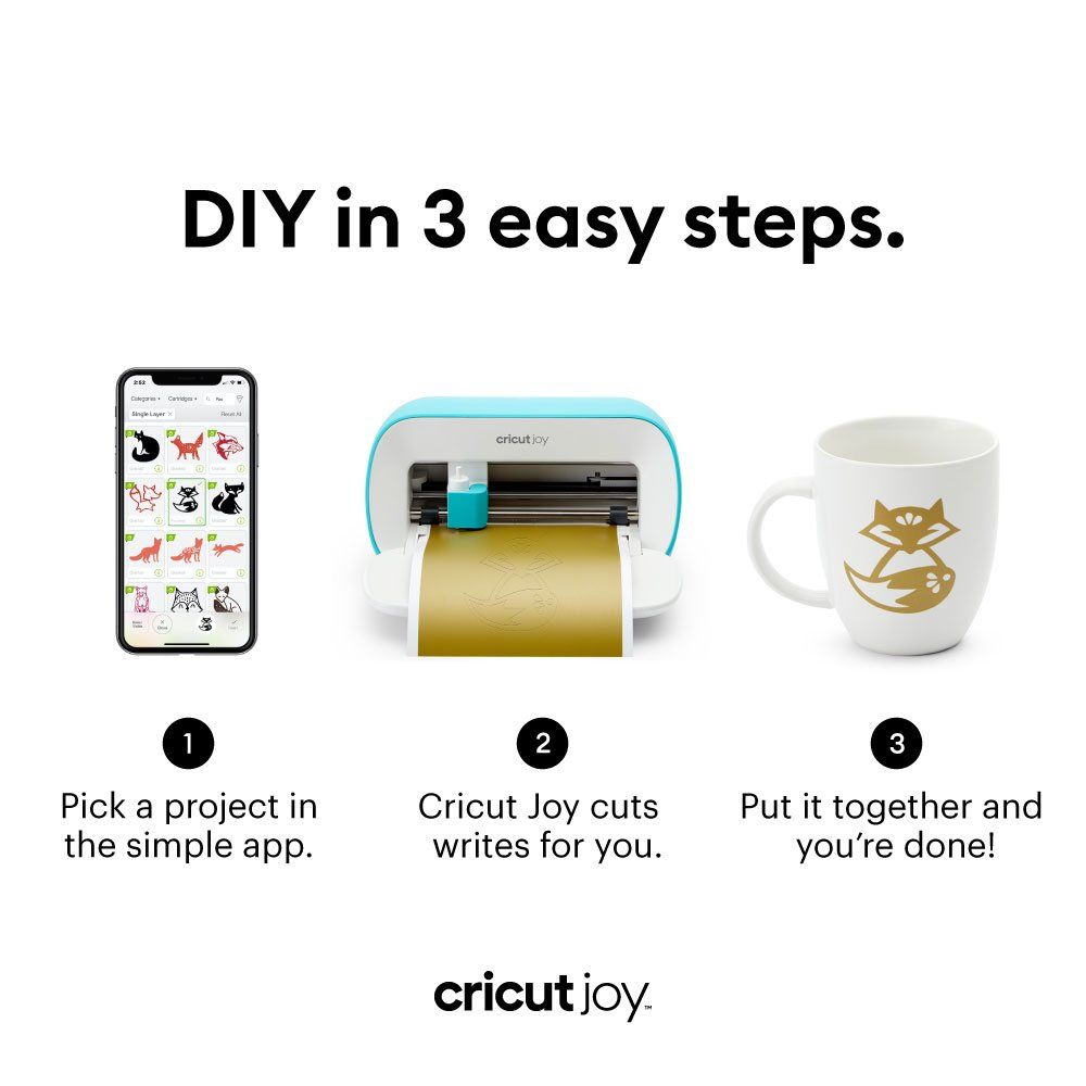 Cricut Joy Machine Diy Label Maker And Paper Cutter Walmart Com In 2021 Personalized Greeting Cards Fine Point Pens Cricut