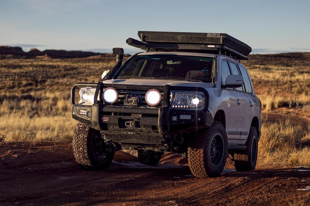 Our Millennium Falcon Overland vehicles, Tundra, Overlanding