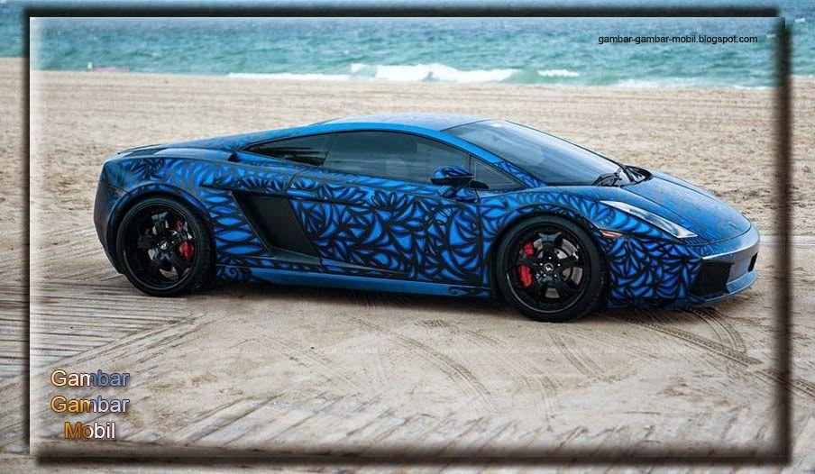 Gambar Mobil Modif Gambar Gambar Mobil Lamborghini Gallardo Sedan Sport Mobil