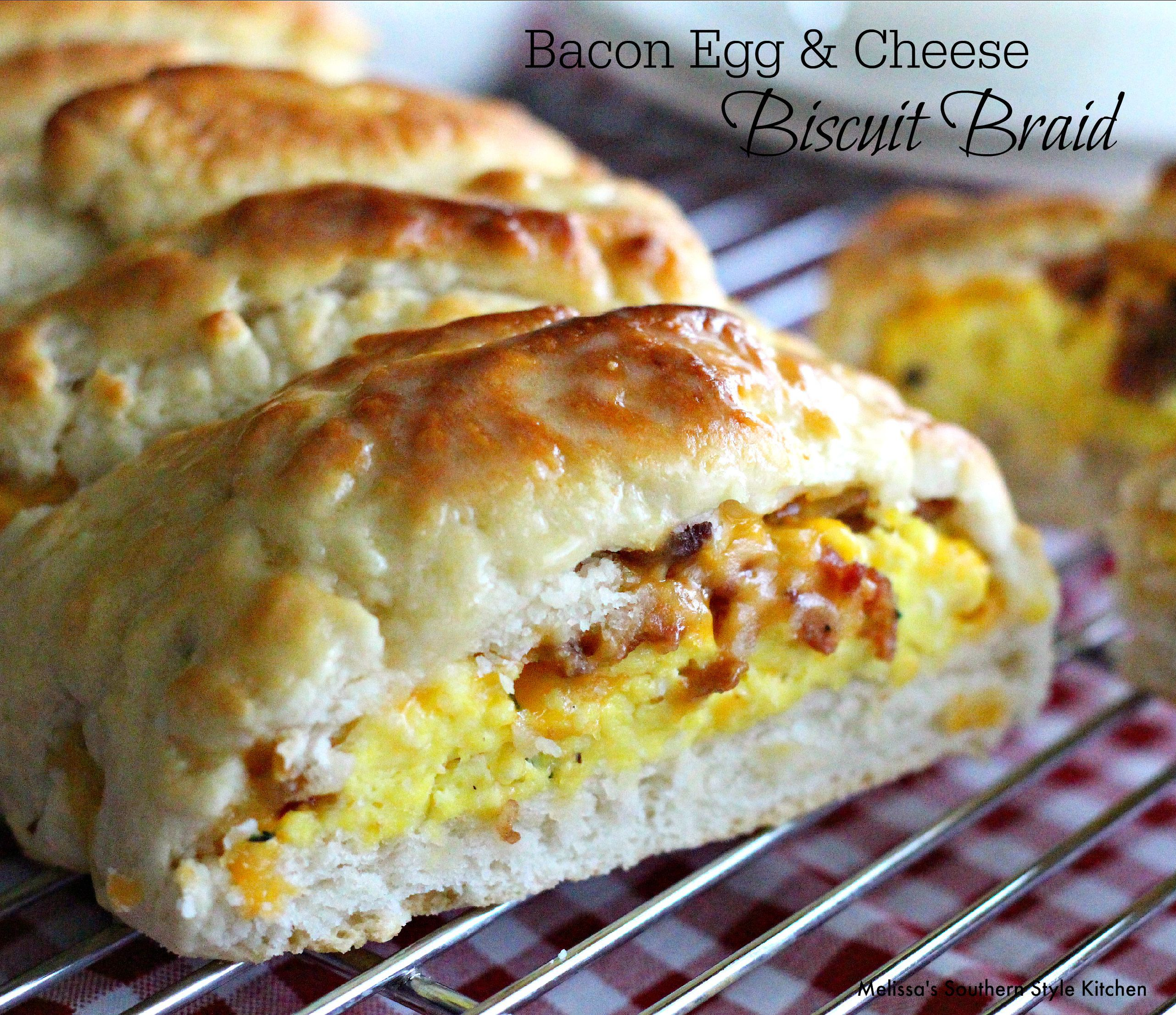 recipe: bacon egg and cheese biscuit bake tasty [6]