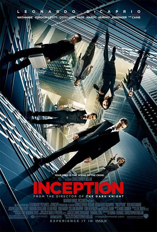 Inception I Could Watch This Movie Every Day No Lie Inception Movie Poster Inception Movie Best Movie Posters
