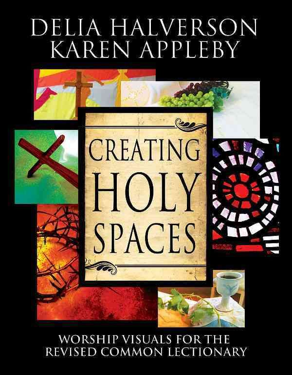 Creating Holy Spaces Worship Visuals for the Revised Common - creating an invitation in word