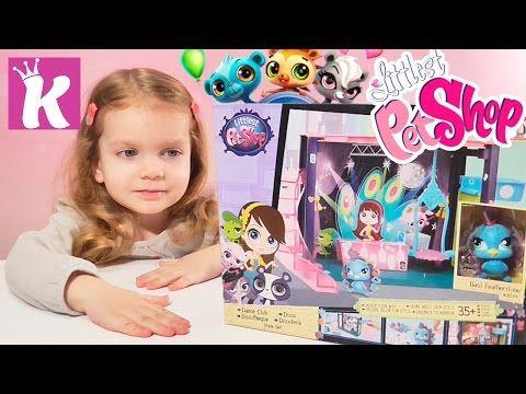 LPS ИГРУШКИ Обзор ЛПС ЖИЗНЕННО Littlest Pet Shop Toys Review - YouTube