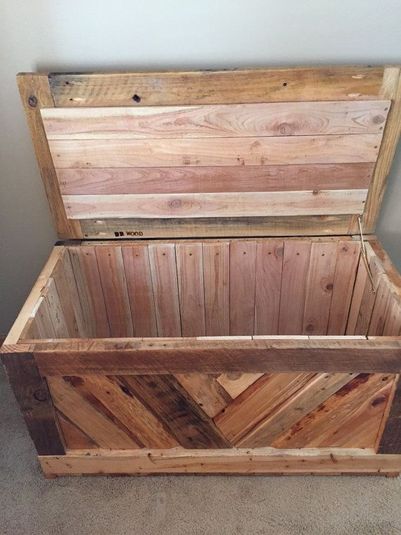 This Item Is Unavailable Etsy Chests Diy Wood Toy Box Rustic