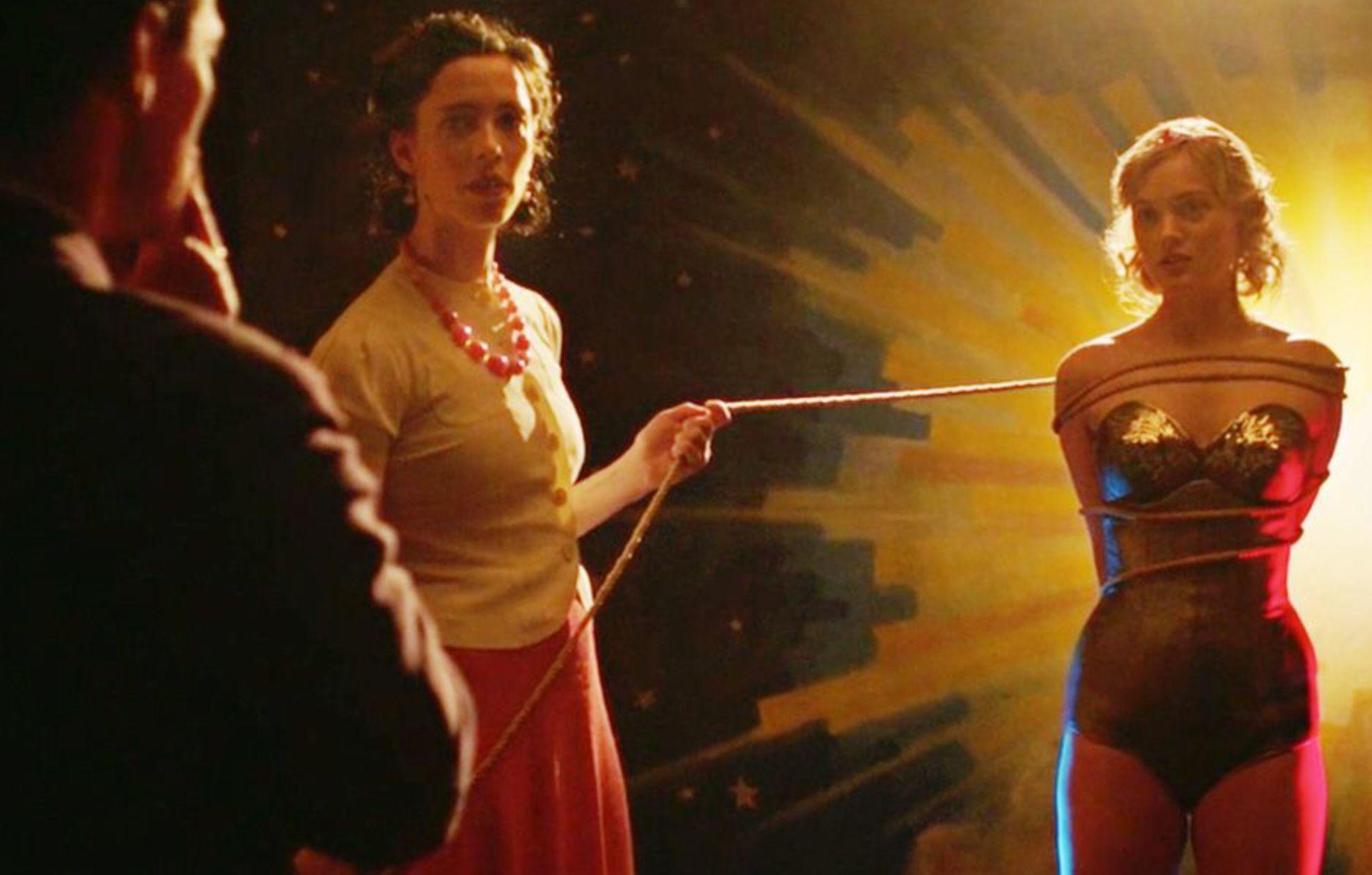 Professor Marston And The Wonder Women Wonder Woman Movie Couples Best Actor