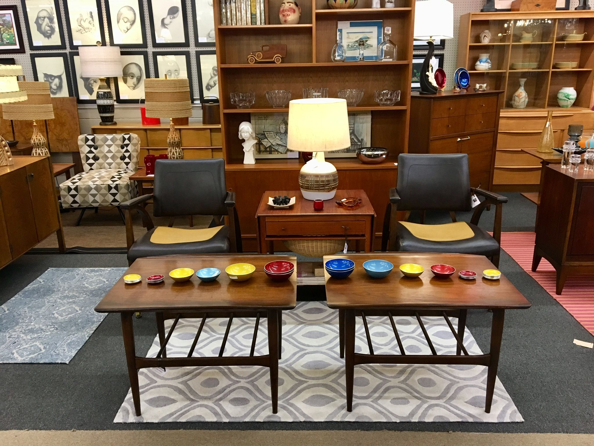 Teegeebee Midcentury At West End Antiques In Richmond Virginia