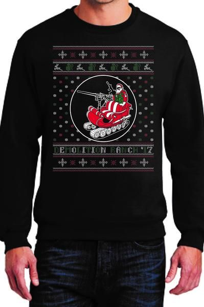 2c175179f ***PRE-SELL** We will not be shipping these out until December 5th! All  sales are final. 2017 edition of our Demolition Ranch Christmas Sweatshirt.