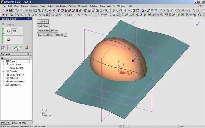 photo Cimatron E7 x86 x64 full crack forever | CAD CAM CNC