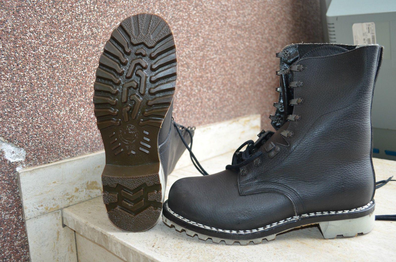 Springerstiefel Bundeswehr Stiefel Boots Army Kampfstiefel