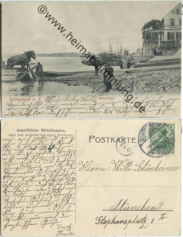 Schönebeck (Elbe) - alter Fähranleger