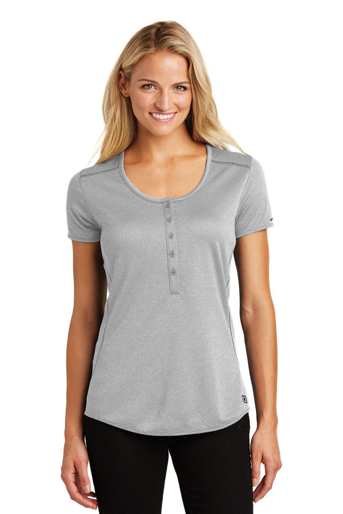 661c13e54bf6 Clementine Apparel - Women's Sheer Jersey Short-Sleeve T-Shirt - Walmart.com