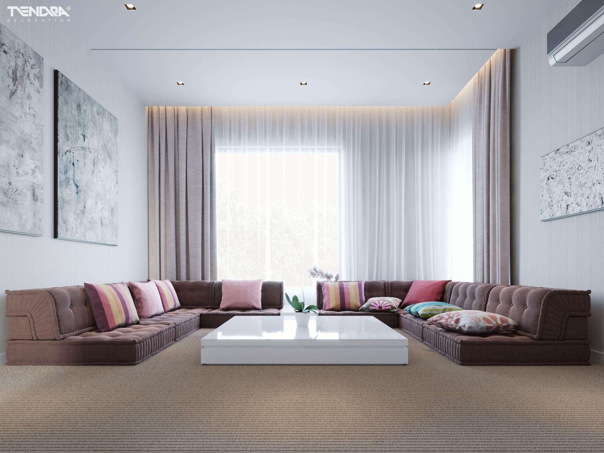 Na Villa Floor Seating Living Room Living Room Design Decor Modern Furniture Living Room