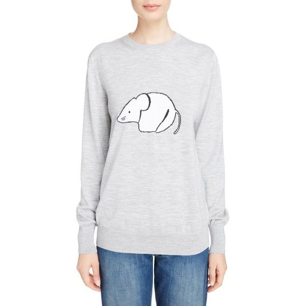 Gray Mouse sweater Loewe