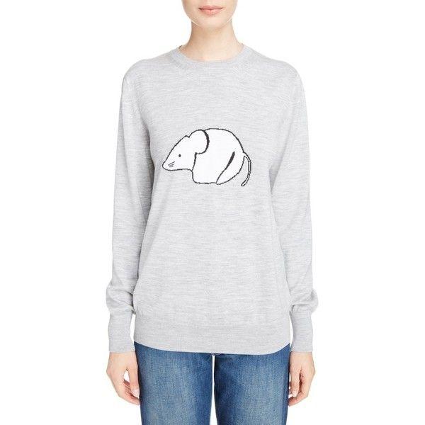 Gray Mouse sweater Loewe Footlocker For Sale Ife6B