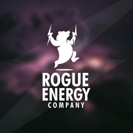 Rogue Energy Company Hero Logo Design Studio Logo Company Logo Design