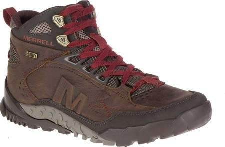 15055d15591 Merrell Annex Trak Mid Waterproof Hiking Boot | Products | Hiking ...