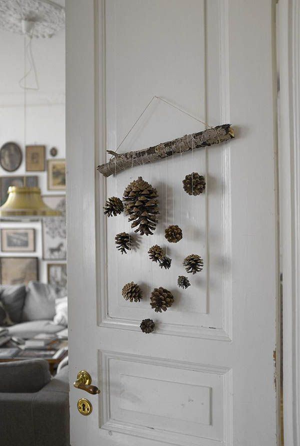19+ Earth-Friendly Natural Christmas Decorating Ideas The winter