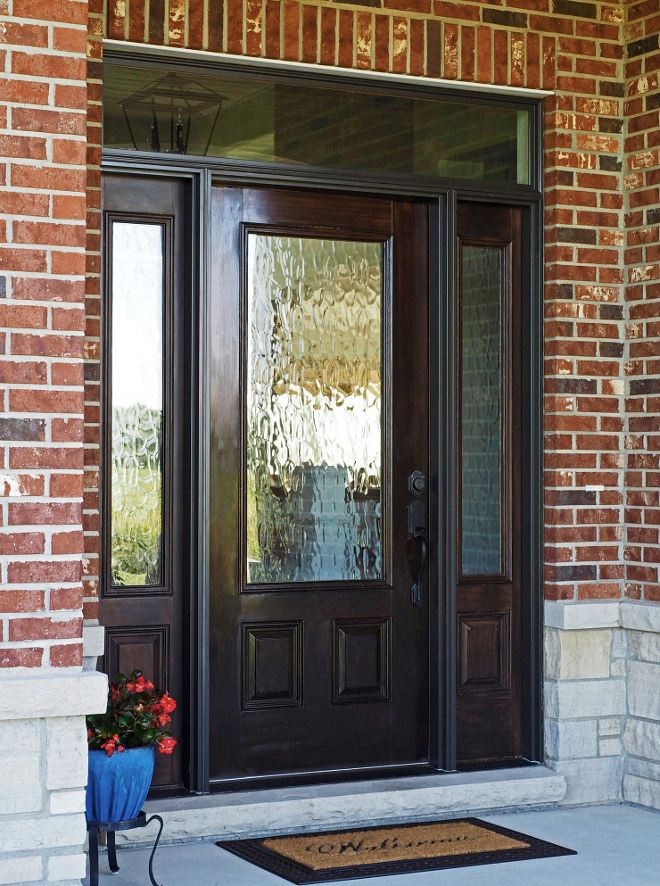 Beautiful homes of instagram pretty front doors and garage doors door front door sidelights and transom are pella window door company glass is obscure on door and sidelights home bunch beautiful homes of instagram planetlyrics Choice Image