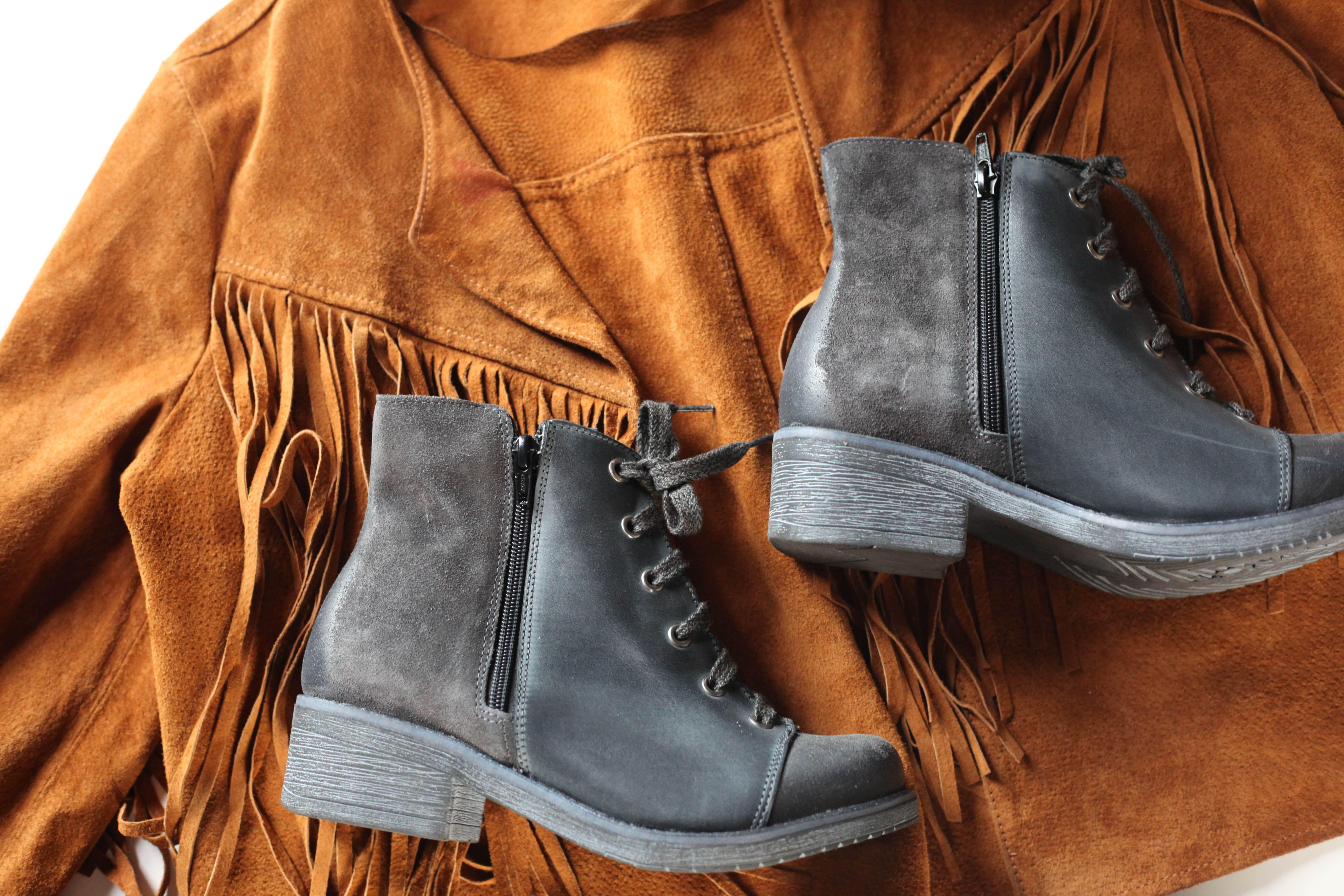NAOT Footwear Womens Groovy Boot