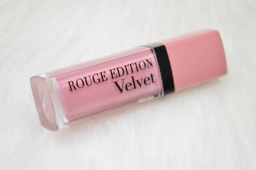 Bourjois Rouge Edition Velvet - Don't Pink Of It ...