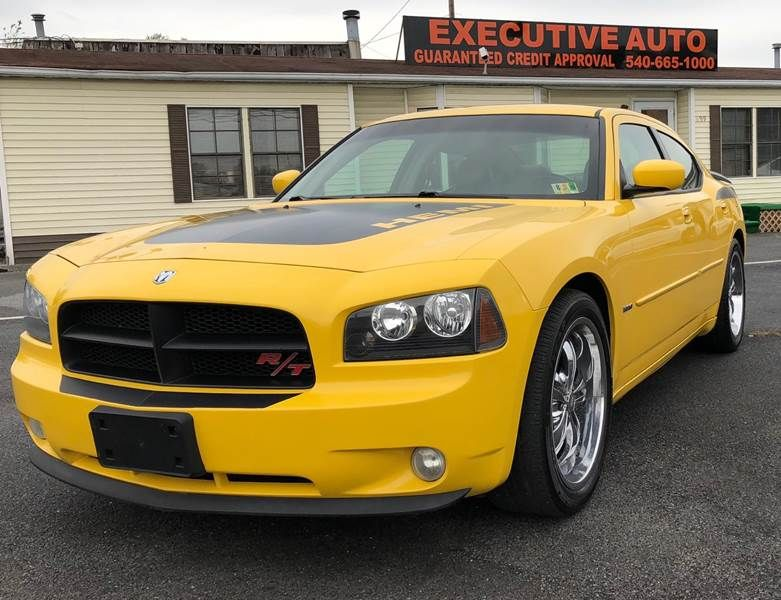 2006 yellow dodge charger r t hemi engine 1854 out of 4000 great rh pinterest com