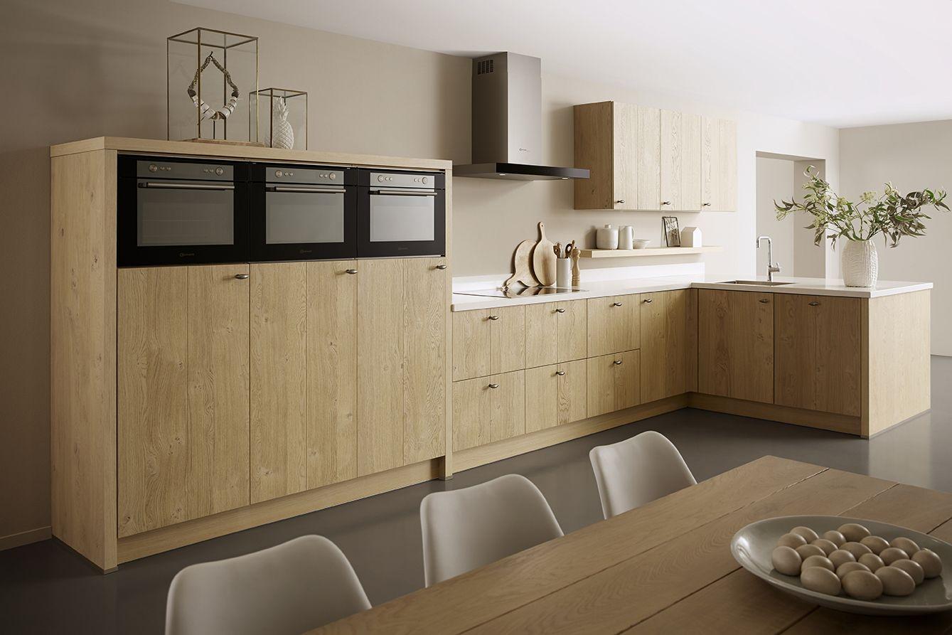 Keuken Interieur Scandinavisch : Dit is een prachtige houten keuken van keller keukens de houten