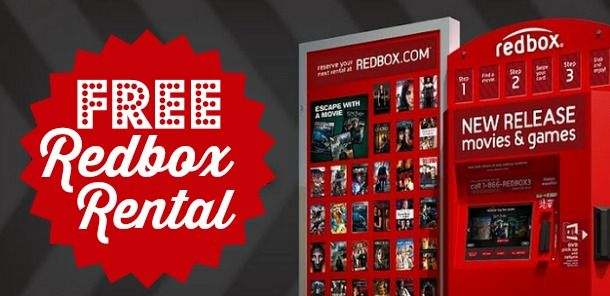Free redbox movie rental limited time hot deals pinterest free redbox movie rental limited time fandeluxe Choice Image