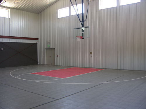 Steel Gym Building Metal Buildings Steel Structure Buildings Indoor Basketball Court