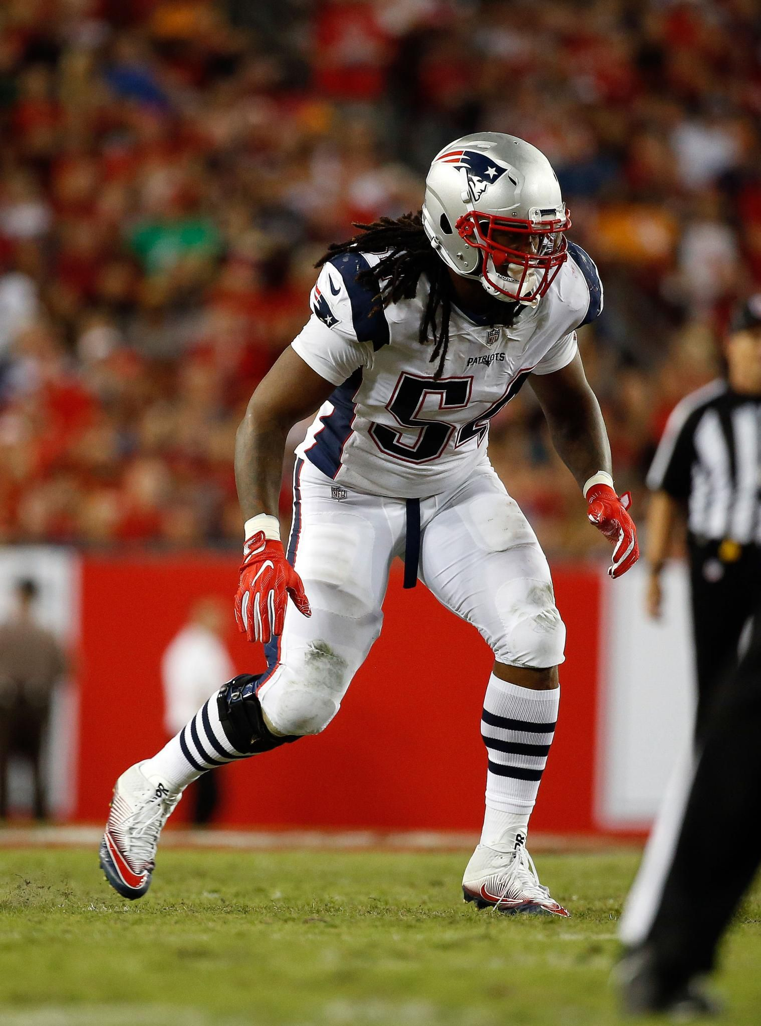 Dont A Hightower Shoulder Reportedly Out Sunday And Could Miss Even More Time Patriots Defense Patriots Football New England Patriots