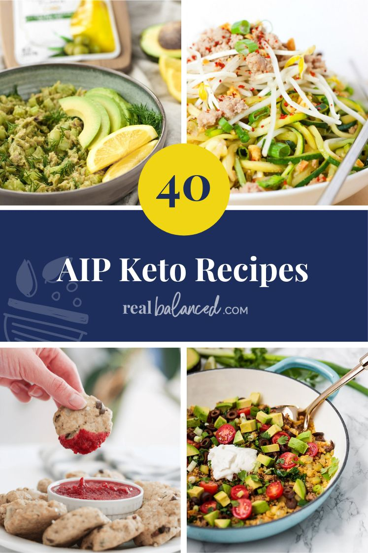 Photo of 40 AIP Keto Rezepte