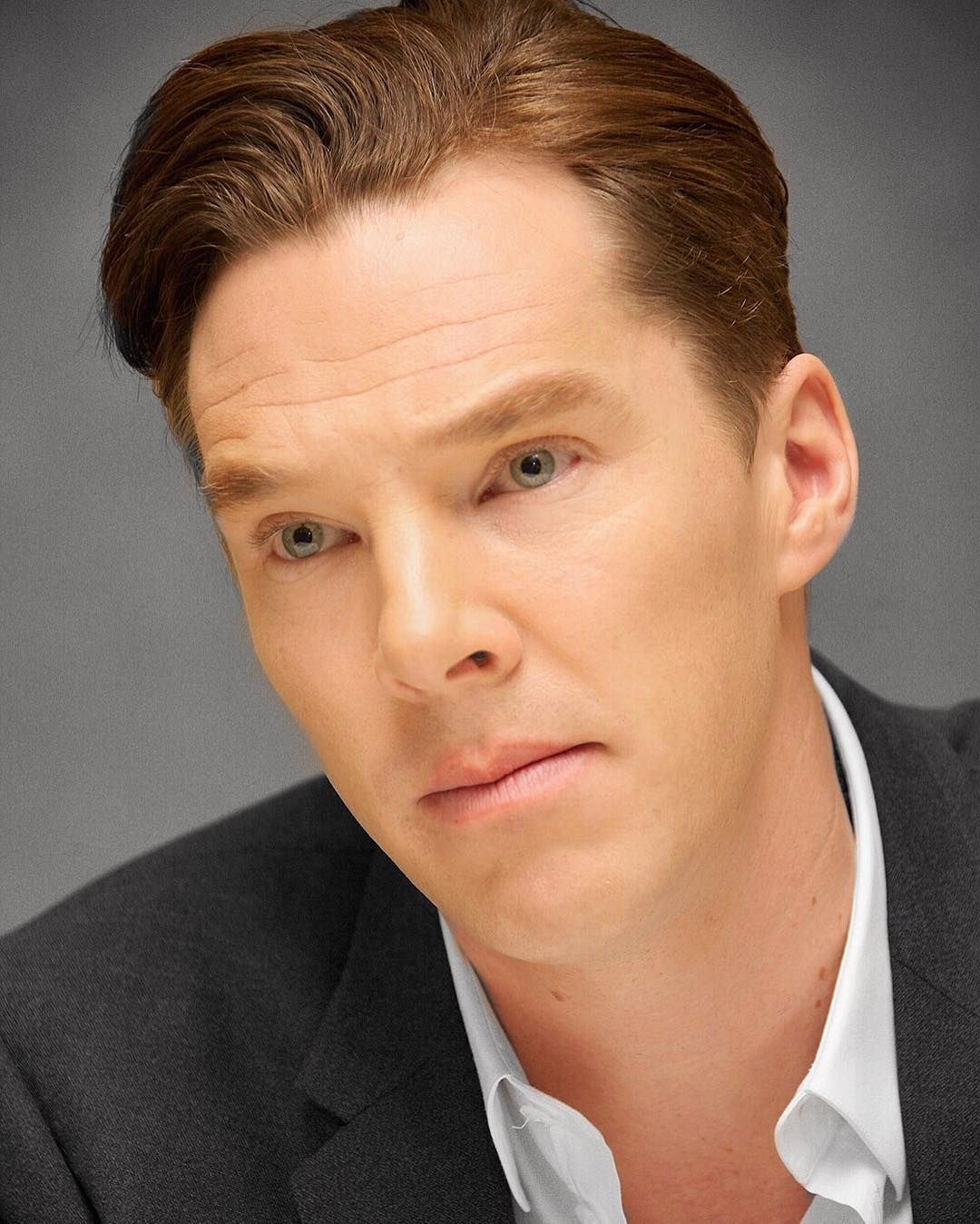 Just Wondering Aloud If Benedict Had A Haircut Yet Possibly Not