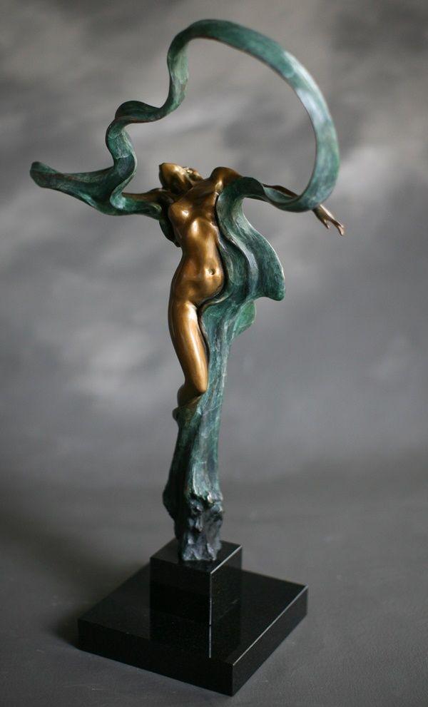 ~ Gaylord Ho: Dance of Beauty - Bronze