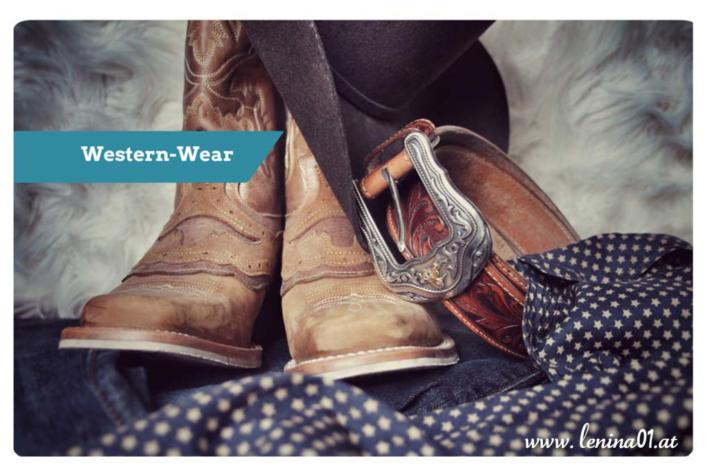 Ausrüstung: Western Wear