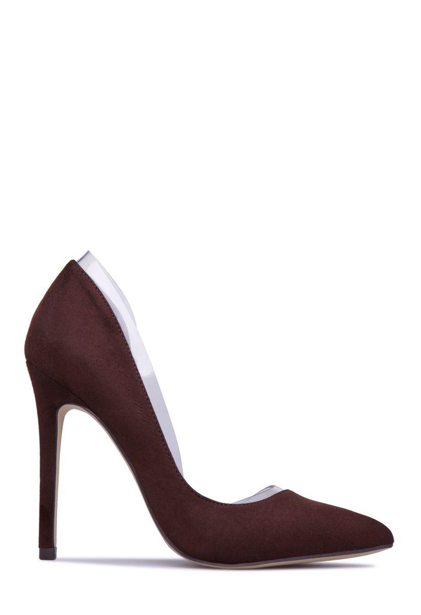 b0fccddb4161 QUINNY ASYMMETRICAL STILETTO PUMP - ShoeDazzle