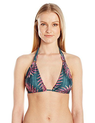 6b1861eb39a ViX Womens Leaves Bia Tube Bikini Top Multi M     See this great product.