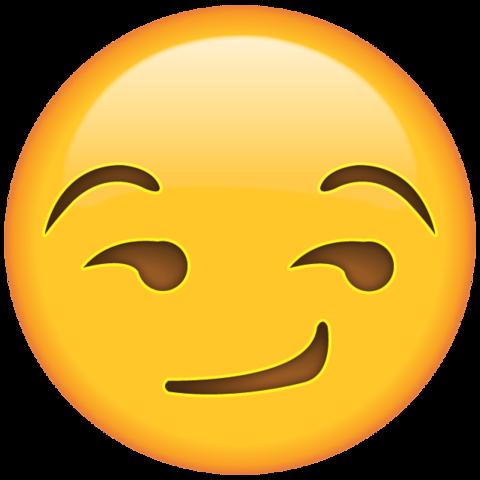 Image result for emojis smirk