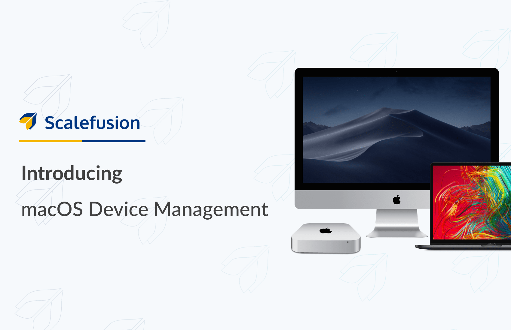 Securing and Managing Apple Mac devices in your #enterprise