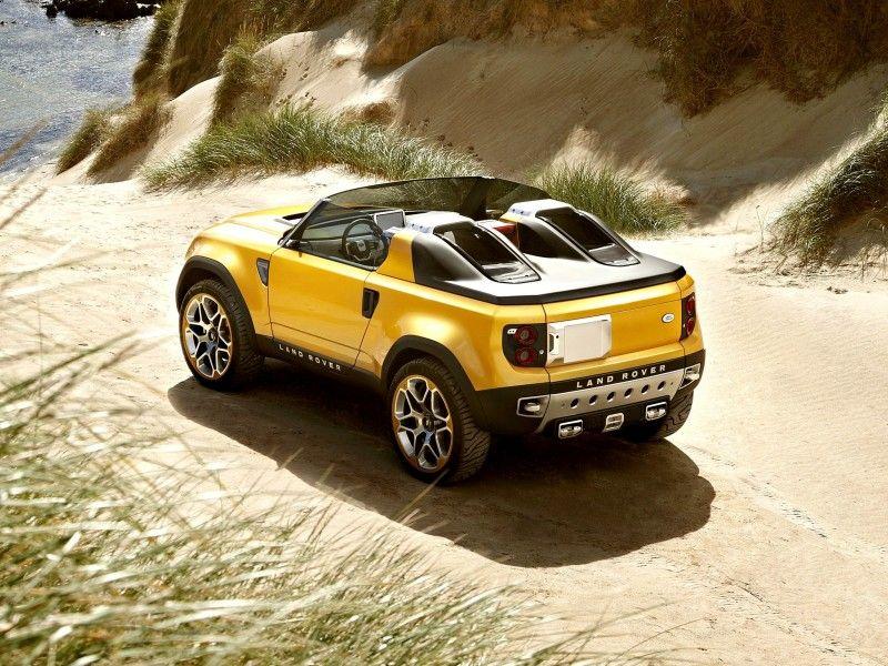 Land Rover dc100 sport concept 2011   Vehicles   Pinterest   Land ...